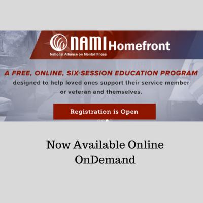 NAMI-Homefront